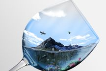living in a Glass and a Wine / by Living Direct
