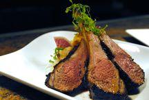 Hotel Restaurant, The Blu Stone Bistro / Amazing food at the Blu Stone Bistro