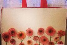 elişi yakma çiçek