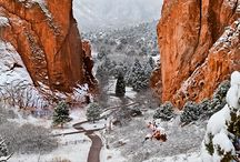 Garden of the Gods / by The Cliff House at Pikes Peak