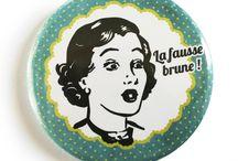 Badges 56 mm