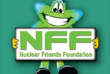 Nuclear Friends Foundation / Logo and Cover Photos of Nuclear Friends Foundation