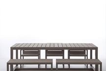 mesas y sillas jardin