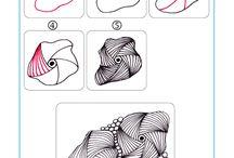 ZENtagle pattern