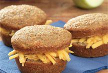 muffins en scones en klein gebak