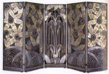 Style: Art Deco -Edgar Brandt
