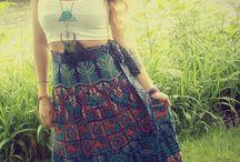 Hippie Clothing & Art
