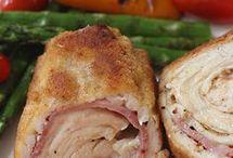 Recetas de rollos de carne