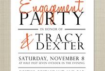 Engagement invites / Engagement invites