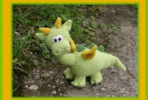 Crochet toys / by Jonna McCarthy