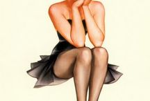 Pinup Art / by Kristin Hayes