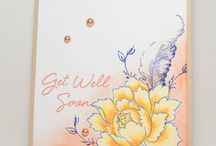 Get well cards / by Georgia Wails