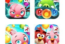 Game - Icons / Referências de ícones de jogos para as lojas