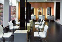 interior inspiration - hair salons