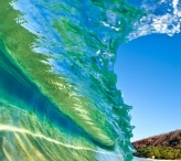 Awesome waves.