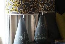 DIY Lamp Ideas / by Shannon Warnick