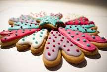 Cookiebylulu / Cookie decorating - Learn how to decorate your own cookies! For more information and inspiration please visit my blog: http://cookiebylulu.com/ alebo  facebook: https://www.facebook.com/cookiebylulu