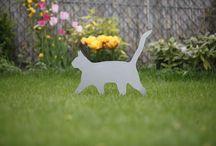Garden decoration animals