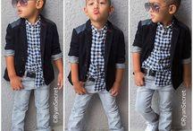 Little children fashion