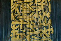 rad calligraphy