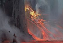 Environment: Volcano