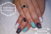 Pretty Nails @ DASH.BNS