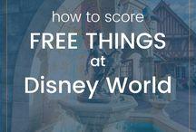 All Things Disney World