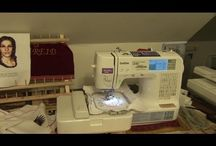Sew perfect! / Tutorials for my new Brother LP6800PRW machine!