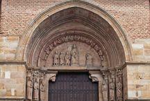 Iglesia de San Juan del Mercado en Benavente. / Románico de Zamora