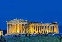 It's all Greek to me! / The beauty and wonder of Greece and the Greek Isles