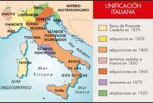 Unificación Italiana / Historia