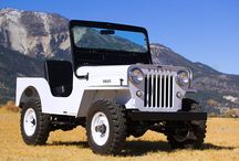 Willys CJ-3B / 1953-1964 Willys CJ-3B / by Kaiser Willys Auto Supply