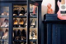 Shoes storage ideas
