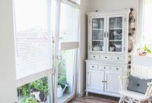Metamorfoza okien u Home on the Hill - ŻALUZJE DREWNIANE