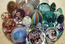 Glass Art / by Larky Griggs Walker