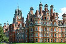 To visit UK