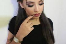 Maquiagens e Penteados / Maquiadora Profissional, Especialista em Penteados/Noivas, Formanda em Estética e Cosmetologia
