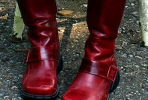 Bossy Boots / There is nothing like a fabulous pair of boots.