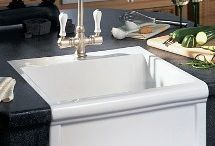 Herbeau / Herbeau Creations makes faucets, sinks, tubs and toilets that feature the latest in plumbing innovations. Founded in 1857, five generations of family tradition have made Herbeau a leading source of 19th Century French kitchen and bath products.