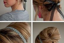 Hairstyles / by Portia Sanchez