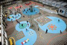 okul bahçesi