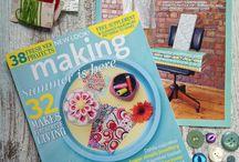 New Look Making Magazine!