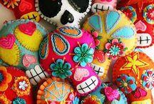Sugar Skulls - all kinds!