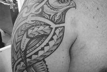 Simons tatuering