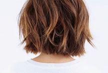 The Messy Bob // Haircut for Fall 2017