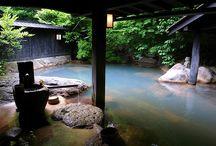 spa resort onsen 和:japanese
