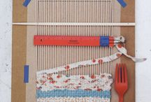 Threads / Weaving and embroidery tips, techniques and special pieces! / by Becky Forsythe
