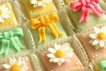 Petit Fours / by Kathy Sheffer