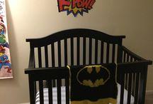 Logan's Superhero Nursery / Logan's Nursery has been all superhero themed! Sherrie will walk you through the DIY and amazing details she put together.