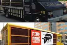 Food trucks / by Jeanette Martinez